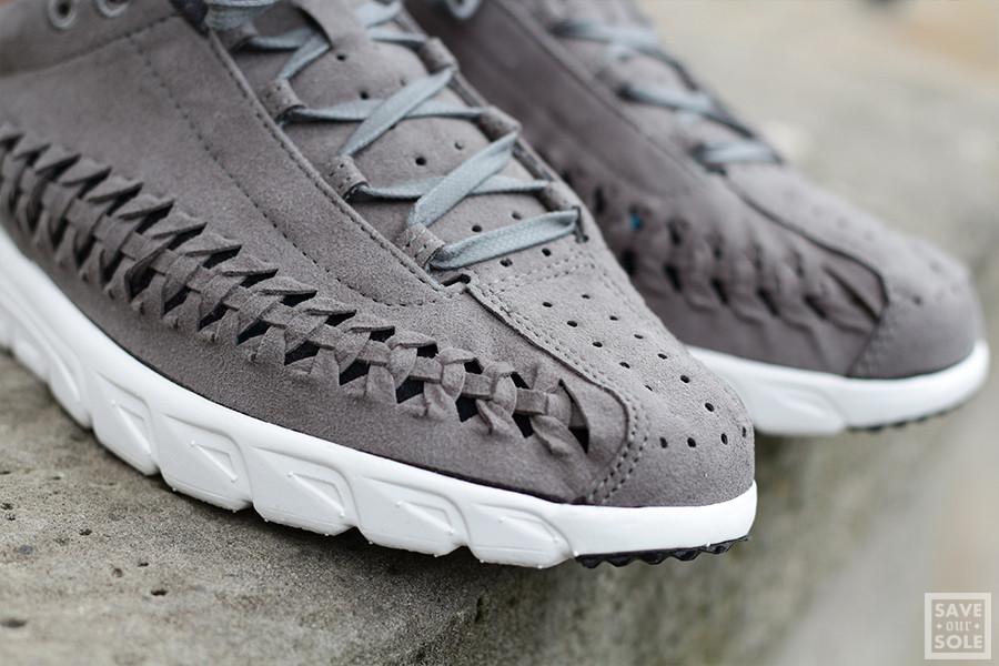 Nike Mayfly Woven Tumbled Grey (grise) (2)