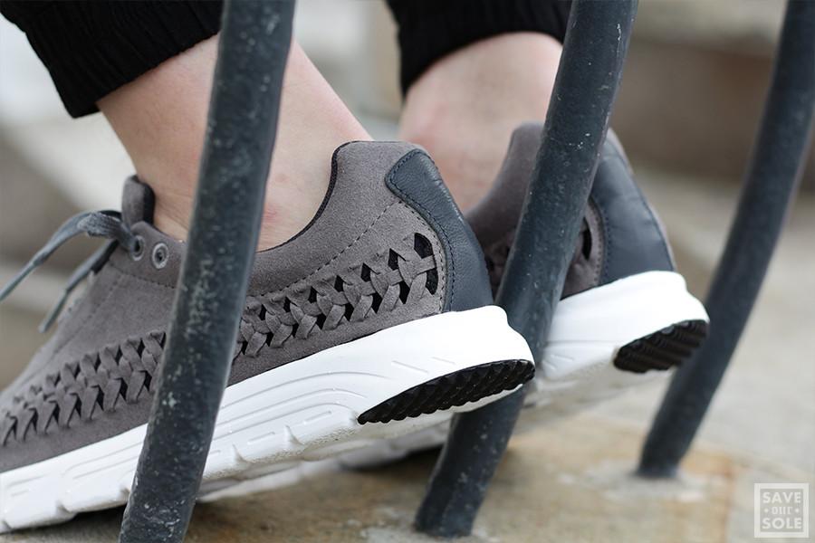 Nike Mayfly Woven Tumbled Grey (grise) (4)