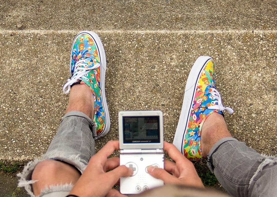 Vans x Nintendo