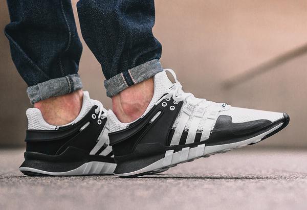 Adidas Consortium EQT Support ADV 91-16 'Black & White' (2)