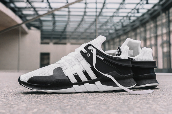 Adidas Consortium EQT Support ADV 91-16 'Black & White' (3)
