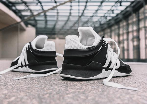 Adidas Consortium EQT Support ADV 91-16 'Black & White' (4)