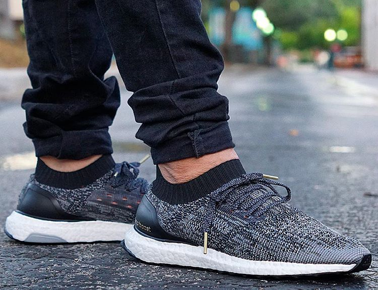 Adidas Ultra Boost Uncaged Grey - @pr_sneaks23