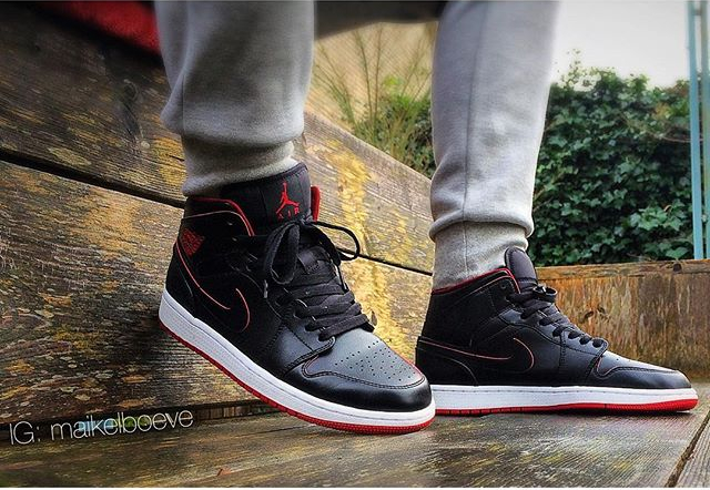 Air Jordan 1 Mid Lance Mountain - @maikelboeve