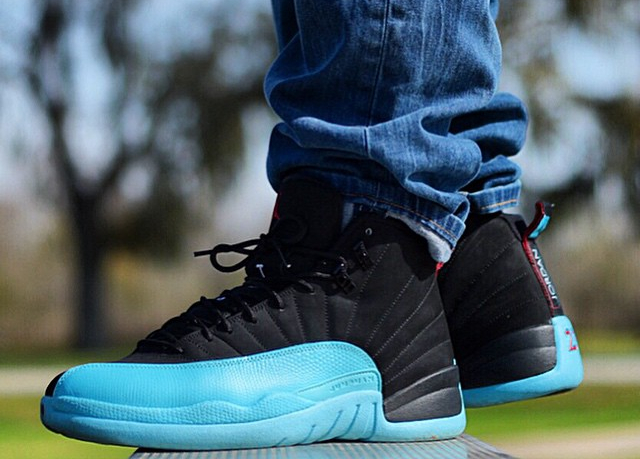 Air Jordan 12 Gamma Blue - @rpgkicks