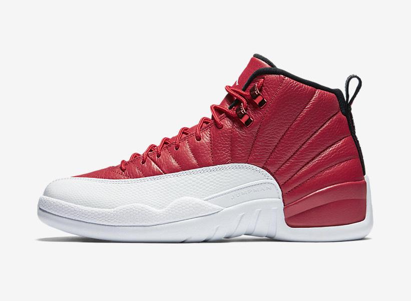 Air Jordan 12 Retro Gym Red