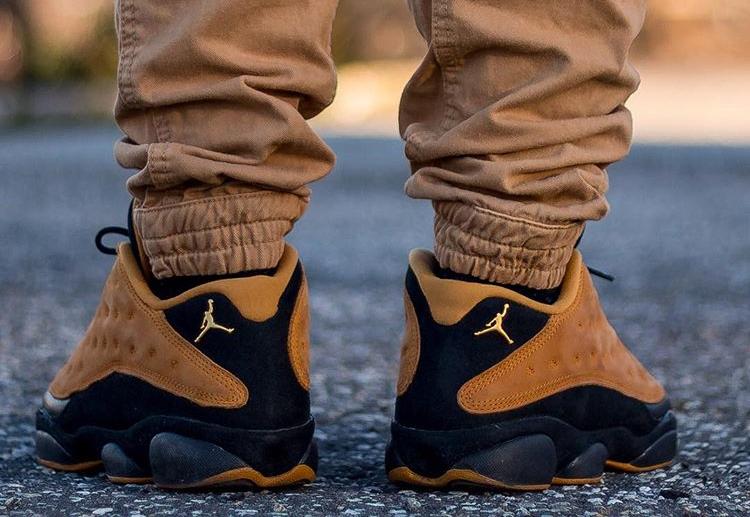 Air Jordan 13 Retro Low Chutney - @thuggist (1)