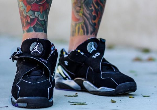 La Air Jordan 8 en 50 images