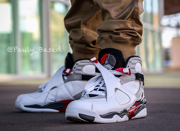 Air Jordan 8 Retro Bugs Bunny - @pauly_based (1)