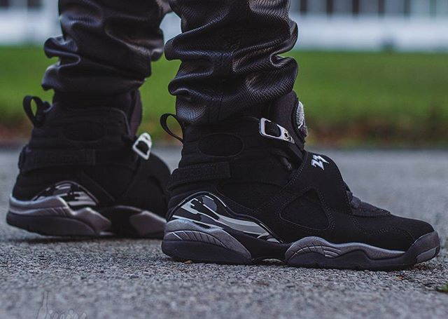 Air Jordan 8 Retro Chrome - @livin_legit