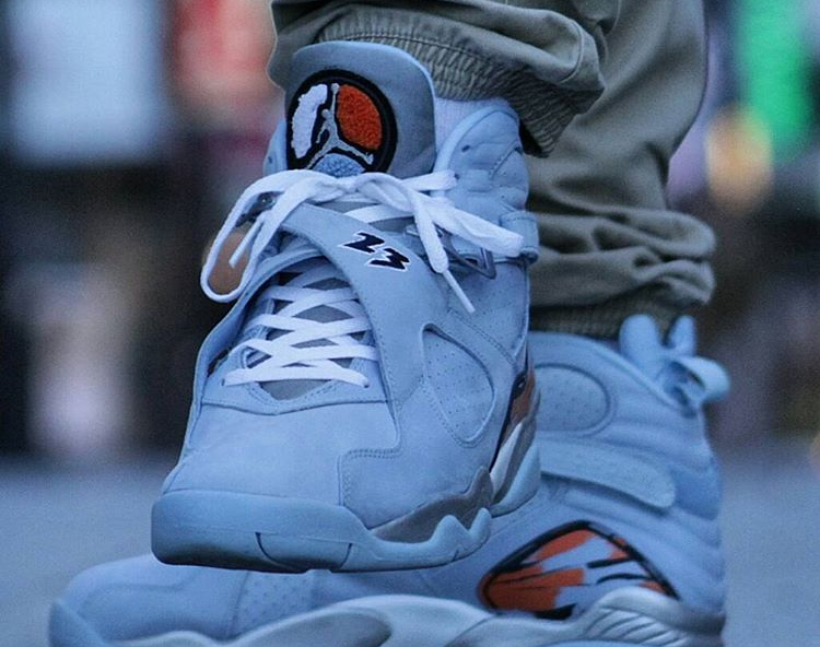 Air Jordan 8 Retro Ice Blue - @bboylaspin (1)