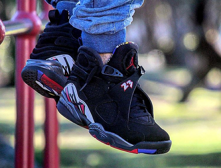 Air Jordan 8 Retro Playoff - @nat_djsince