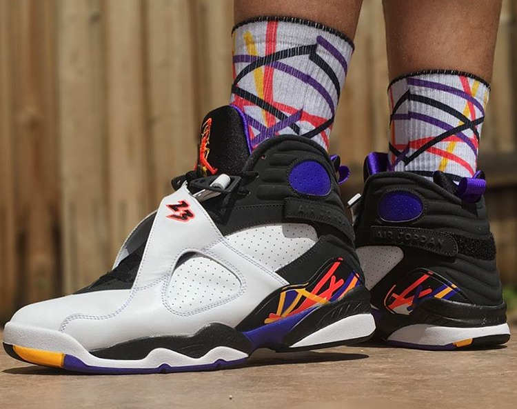 Air Jordan 8 Retro Three Peat - @jjkzomm85 (2)
