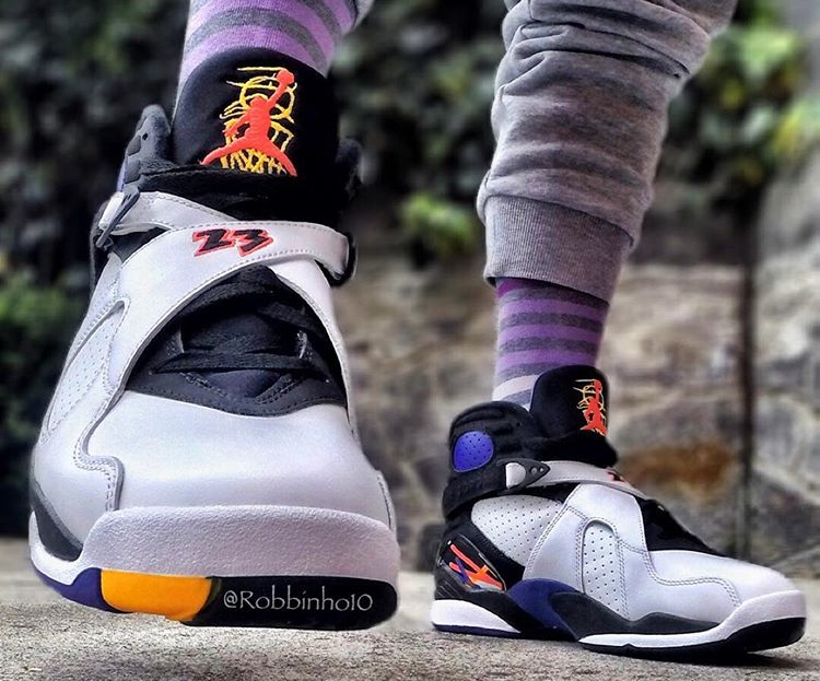 Air Jordan 8 Retro Three Peat - @robbinho10
