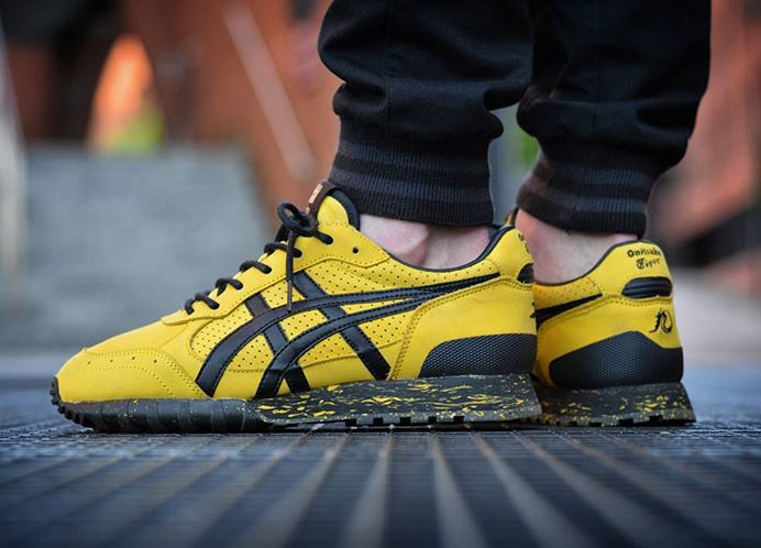 Bait x Bruce Lee x Onitsuka Tiger 85 Legend - @apollo91000