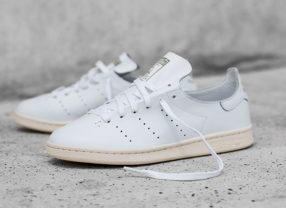 Leather Sock Stan Vintage Adidas Femme Smith 'white'hommeamp; W9beEIHYD2