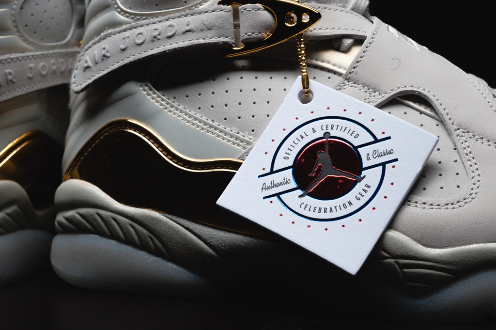 Chaussure Air Jordan 8 Rtero Celebration Champagne (4)