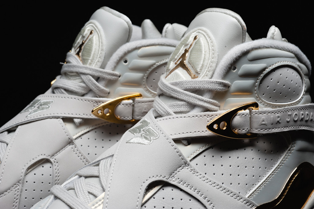Chaussure Air Jordan 8 Rtero Celebration Champagne (5)