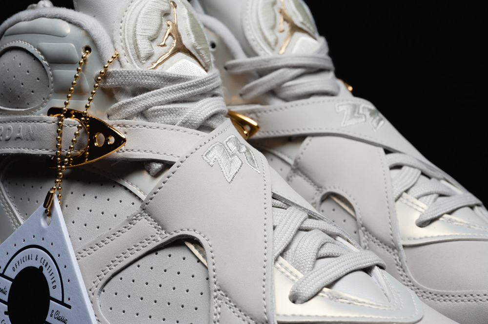 Chaussure Air Jordan 8 Rtero Celebration Champagne (6)