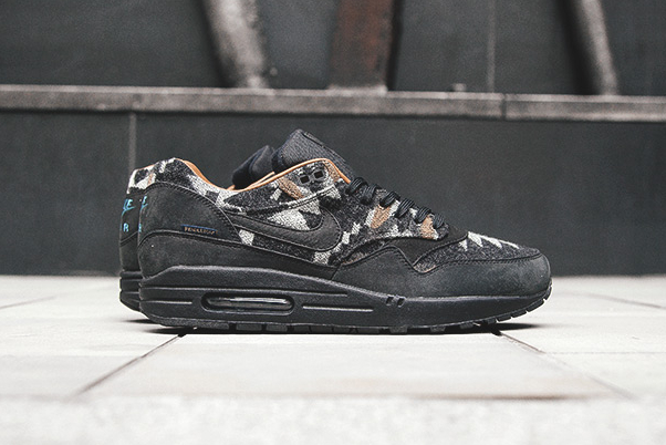 Le pack Pendleton x Nike Air Max 'Black Ale Brown' (Quickstrike)