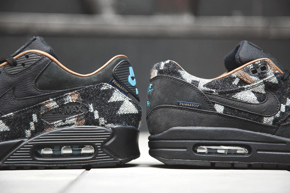 Chaussure Nike Air Max Pendleton (Quickstrike)