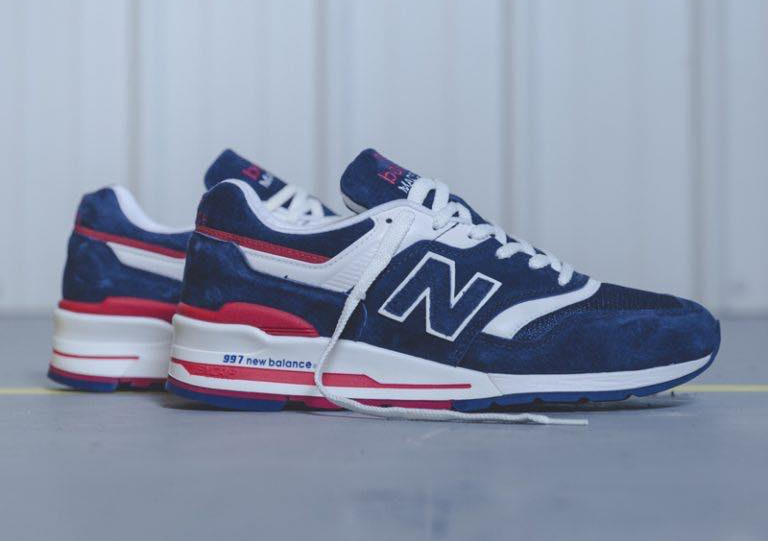 New Balance M997CYON (Made in USA)