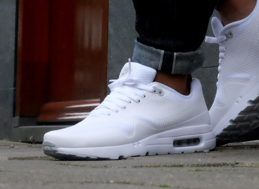 Nike Air Max 1 Ultra Essential blanche (4)