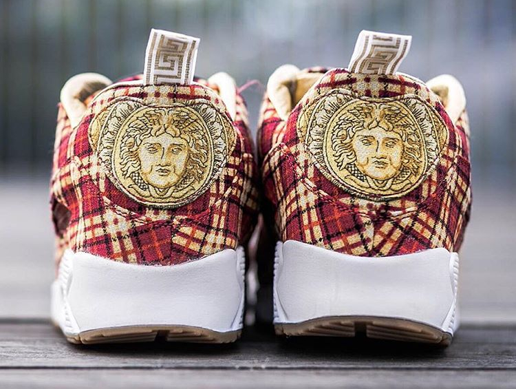 Les Air Max 1 Versace   Hermès + 15 autres sneakers customisées 9ec8327bc3b