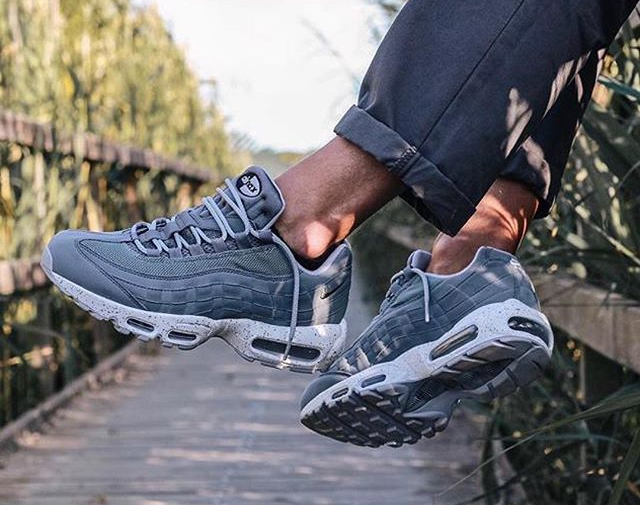 Nike Air Max 95 ID Grey - @julescastel