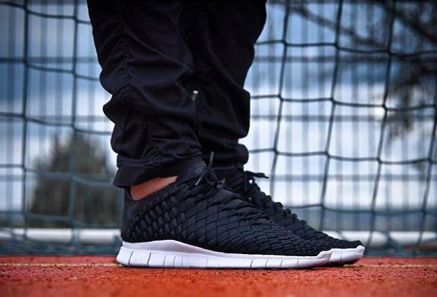Nike Free Inneva Woven Black - @popay_j