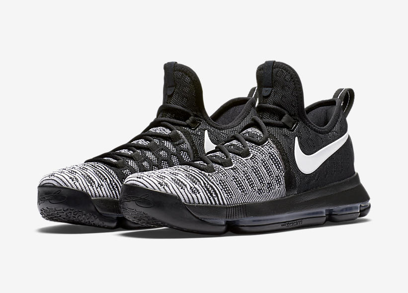Nike KD9 Oreo