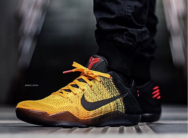 Nike Kobe XI Elite Bruce Lee - @babas_kicks (1)