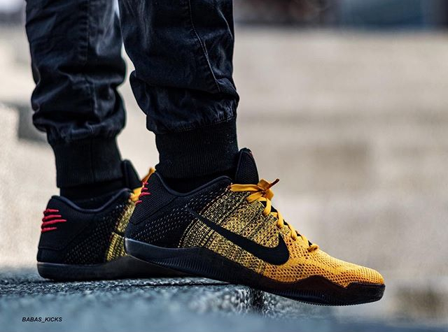 Nike Kobe XI Elite Bruce Lee - @babas_kicks
