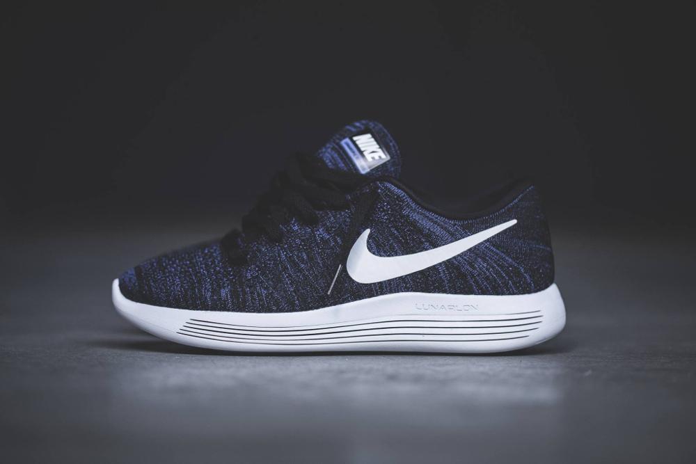 Nike Lunarepic Flyknit noire et blanche (1)