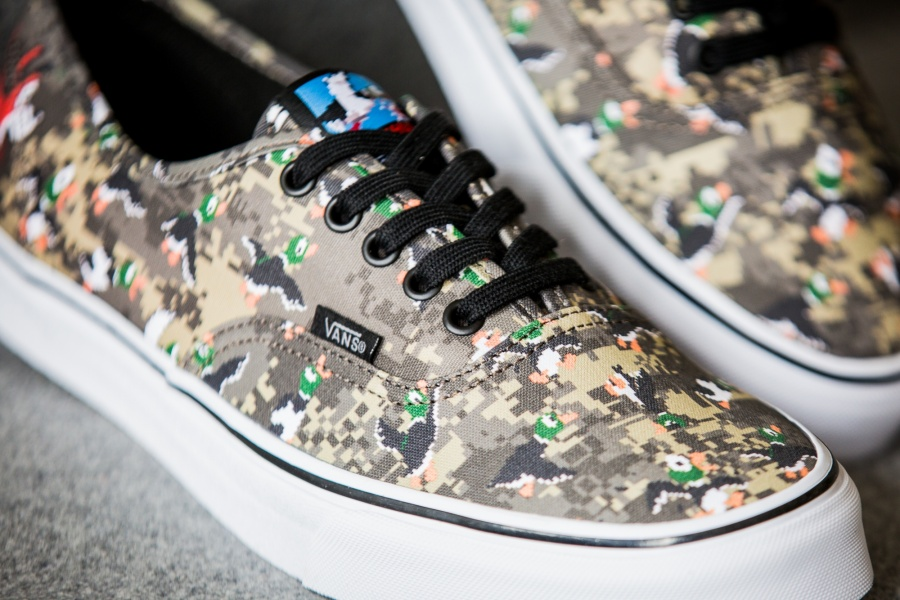 acheter Nintendo x Vans Authentic 'Duck Hunt' (1)