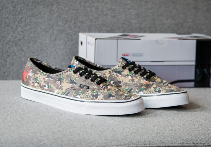 Nintendo x Vans Authentic 'Duck Hunt' (3)