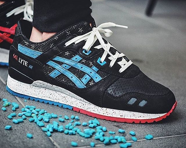 Wale x Villa x Asics Gel Lyte Lyte 3 Bottle Rocket - @just.iz