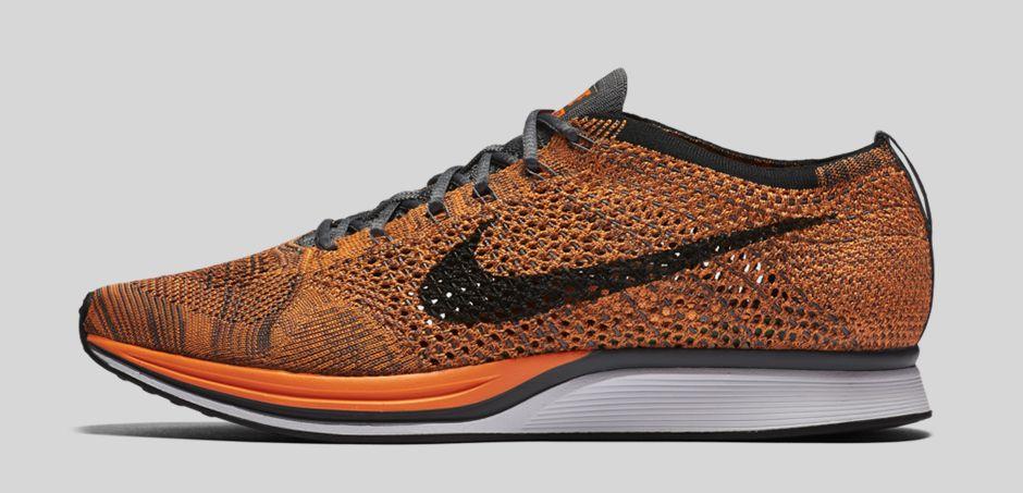acheter Chaussure Nike Flyknit Racer 'Total Orange' (2)
