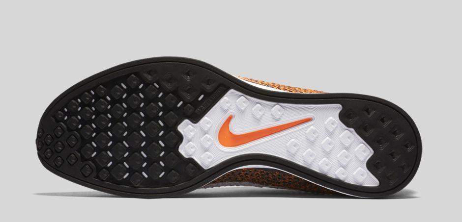 acheter Chaussure Nike Flyknit Racer 'Total Orange' (3)