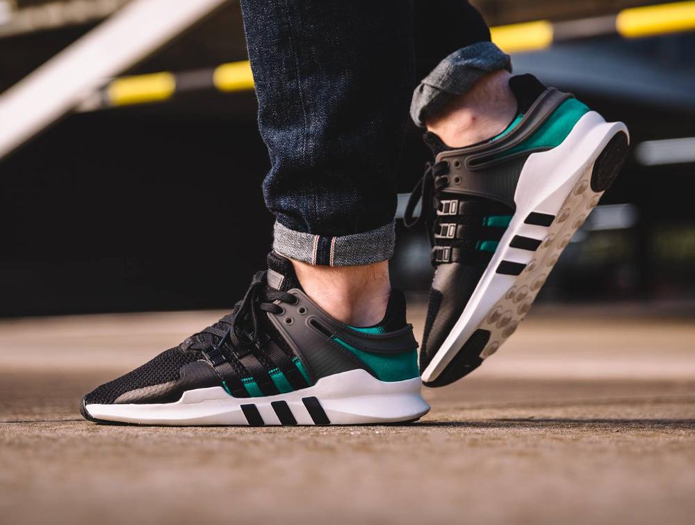 acheter basket Adidas EQT Support ADV 91-16 'Sub Green' (2)