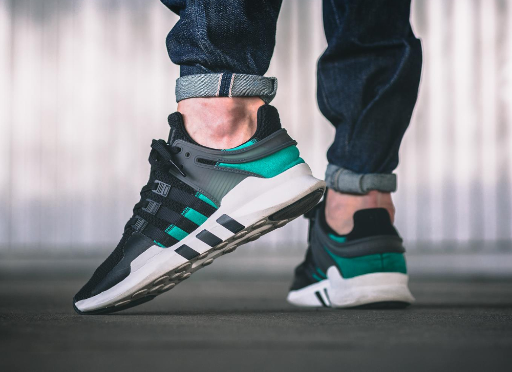reputable site df60d 77510 Shoptagr  Chaussure Eqt Bask Adv by Adidas