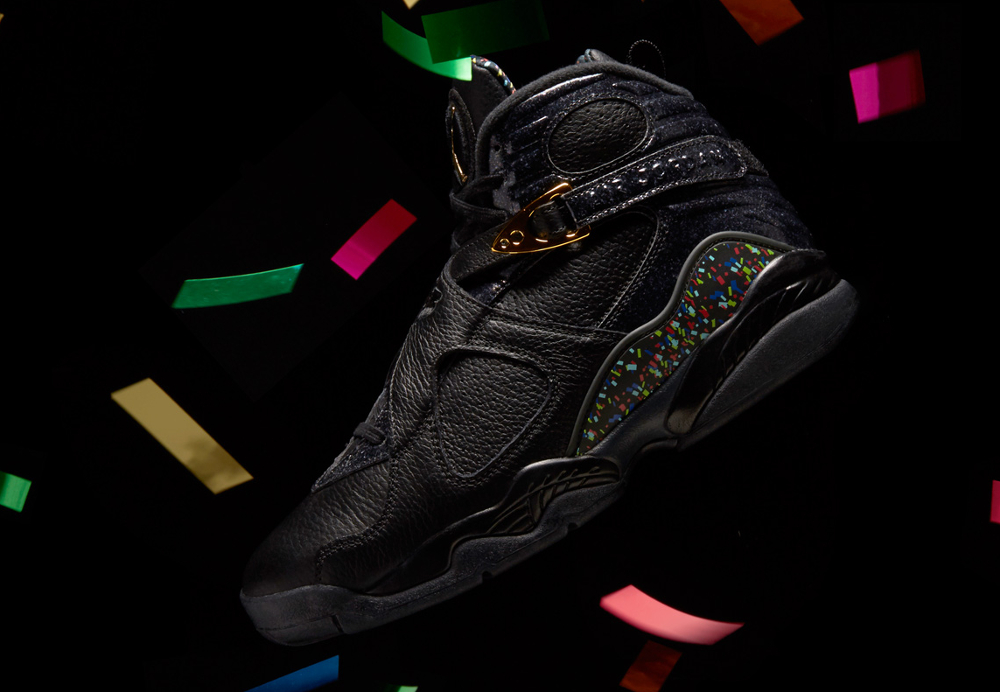 acheter basket Air Jordan 8 Retro Confetti
