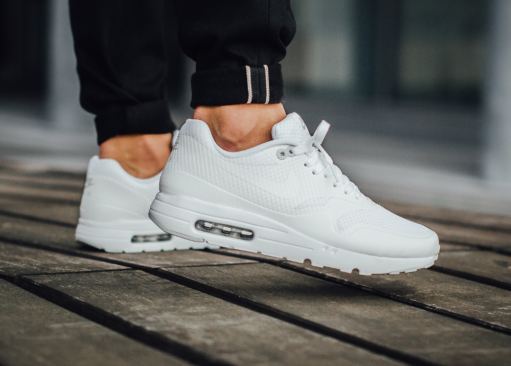 nike baskets air max 1 ultra 2.0 white