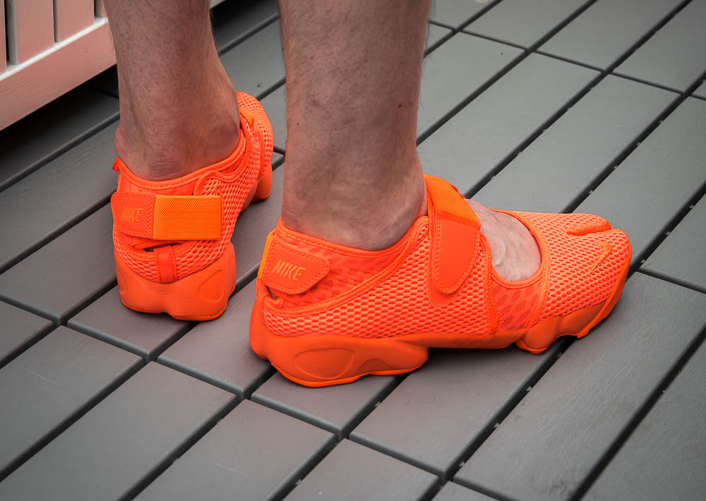 newest 94669 9c999 acheter basket Nike Air Rift Breathe Total Crimson ...