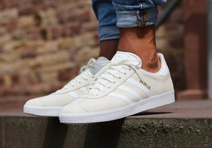 Adidas Gazelle 'Off White'