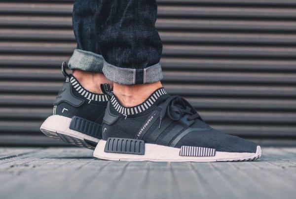 La collection Adidas NMD_R1 Primeknit (juin 2016)