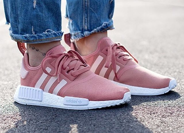 Comment acheter les Adidas NMD_R1 femme Raw Pink & Talc ?