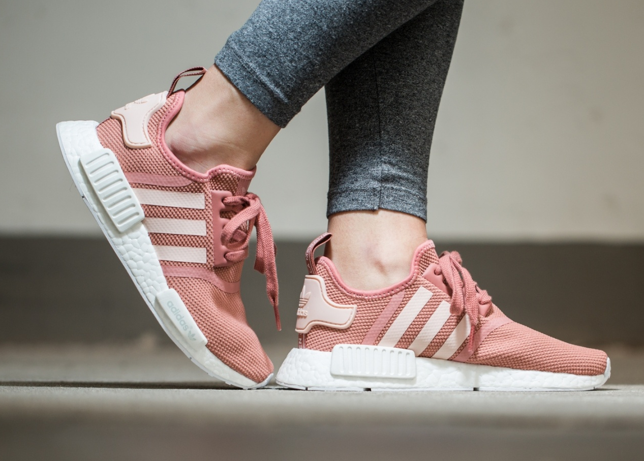 revendeur 5d2fa aced1 Comment acheter les Adidas NMD_R1 femme Raw Pink & Talc ?