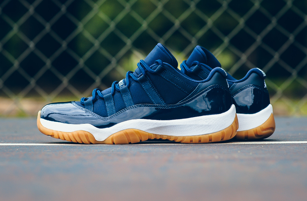 Air Jordan 11 Retro Low 'Midnight Navy'
