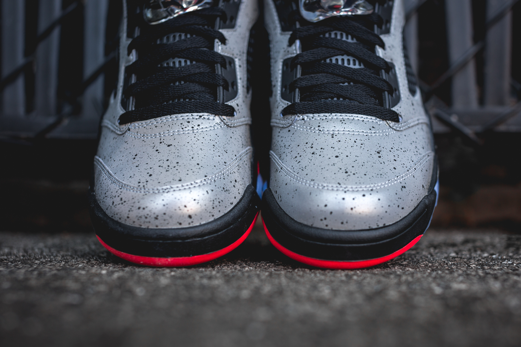 acheter chaussure Air Jordan 5 Retro Low \u0027Neymar Jr\u0027 (Reflective Silver  Infrared 23